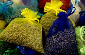 DIY Natural Herb Sachet Bags as Moth Repellent